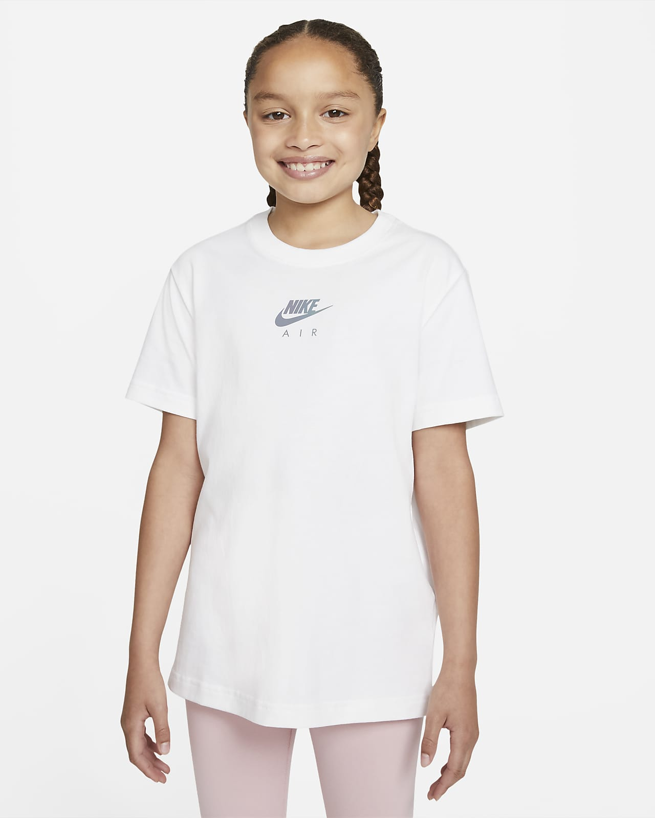 Nike Sportswear Older Kids' (Girls') T-Shirt
