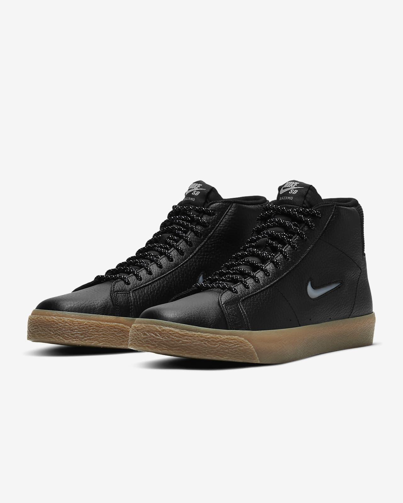 Nike SB Zoom Blazer Mid Premium Skate Shoes. Nike JP