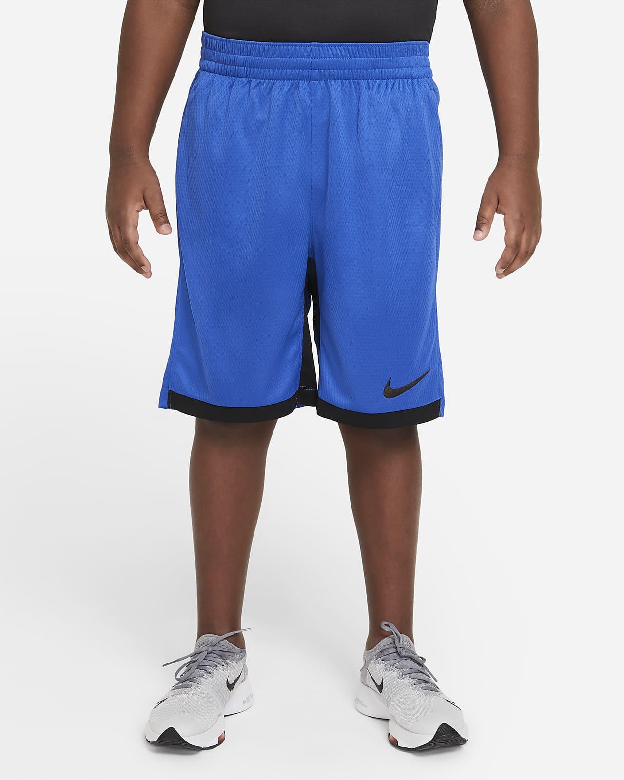 Shorts de entrenamiento para niño talla grande Nike Dri-FIT Trophy