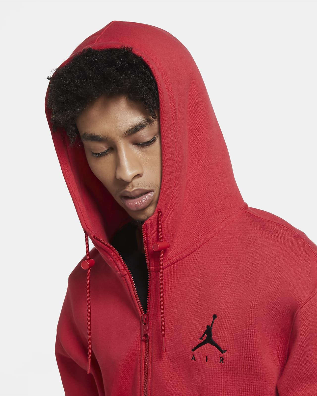 Fleece Full-Zip Hoodie. Nike EG