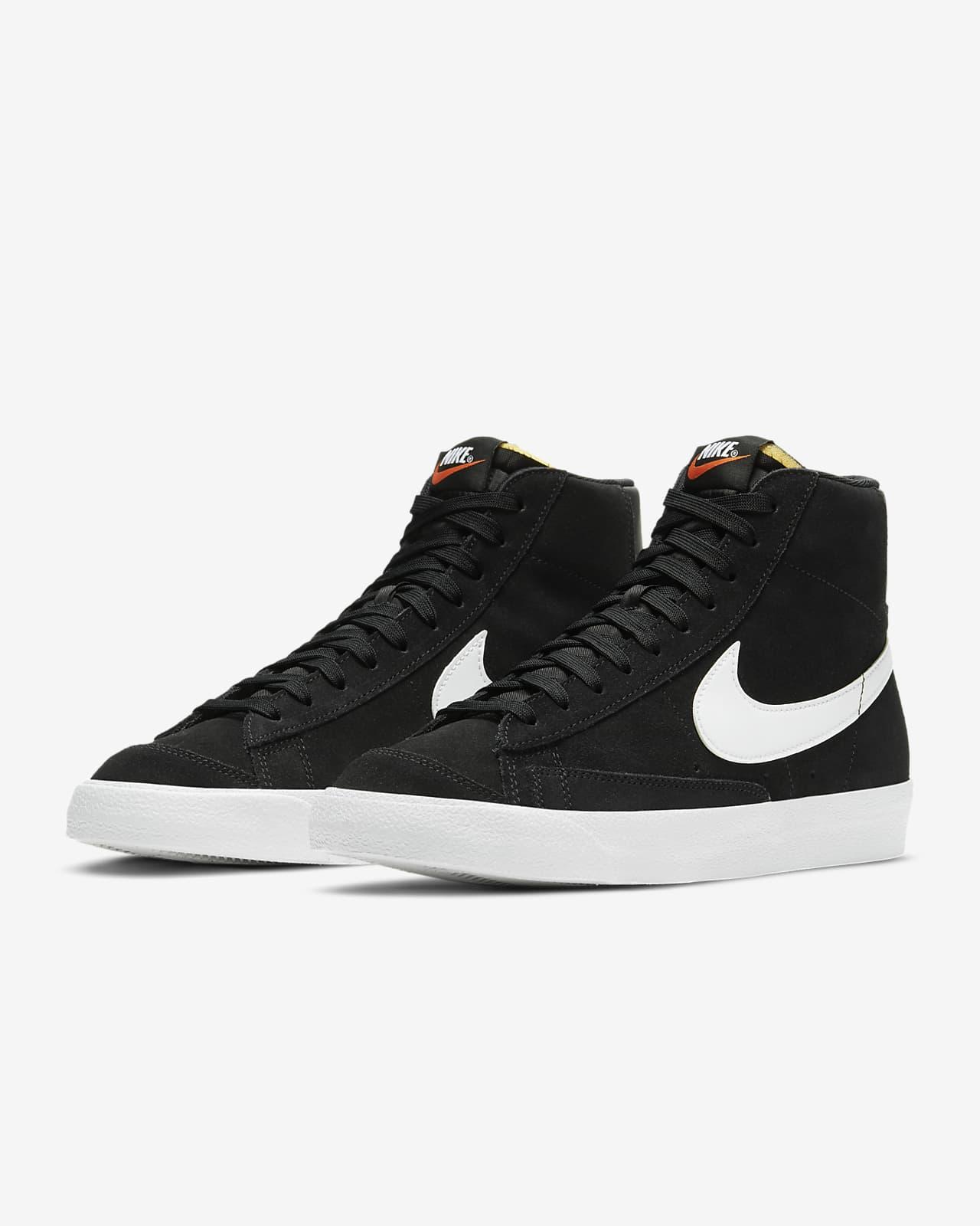 Nike Blazer Mid '77 Suede Shoe. Nike CA
