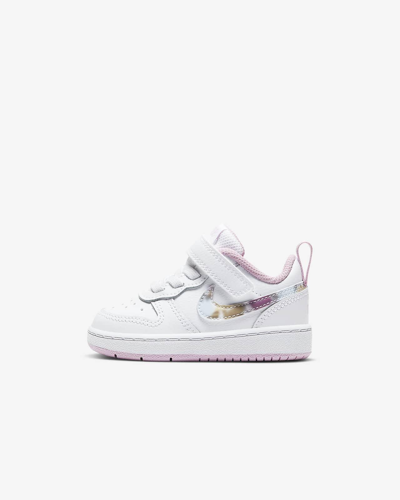 Nike Court Borough Low 2 SE Baby/Toddler Shoe