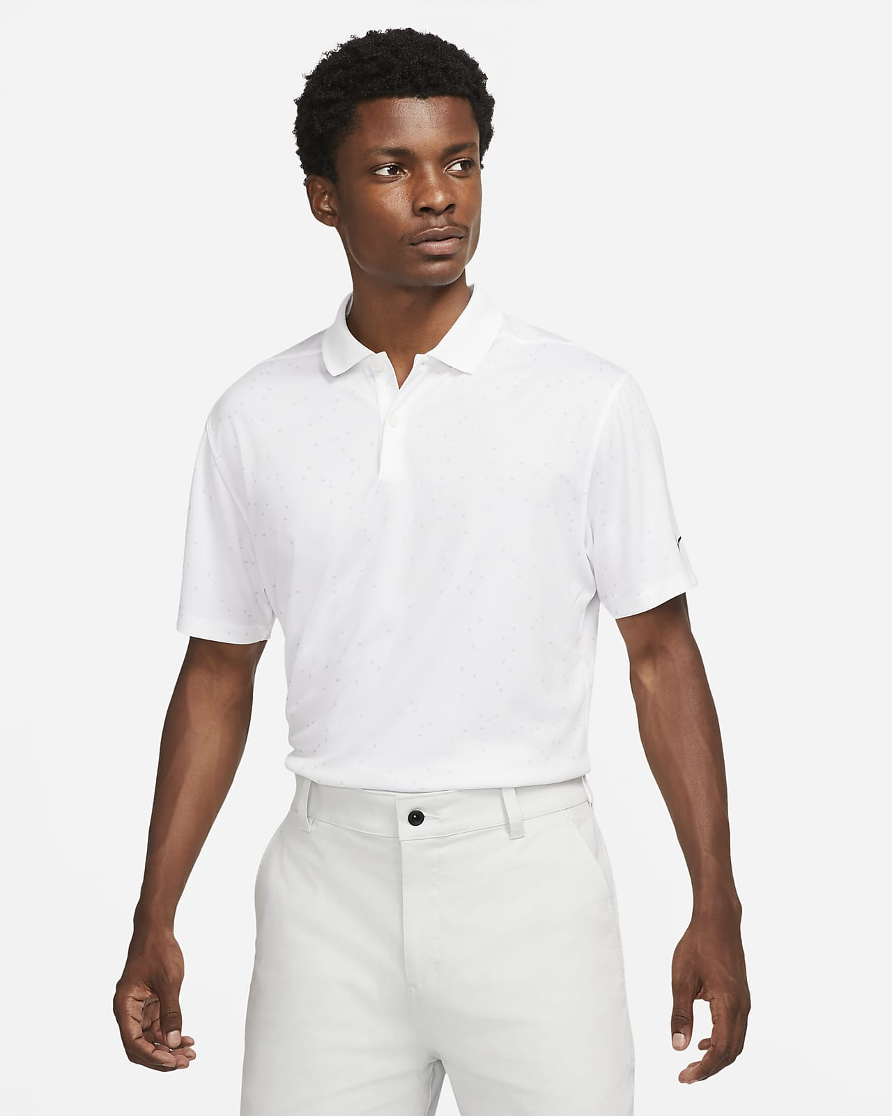 Nike Dri-FIT Victory Men's Printed Golf Polo