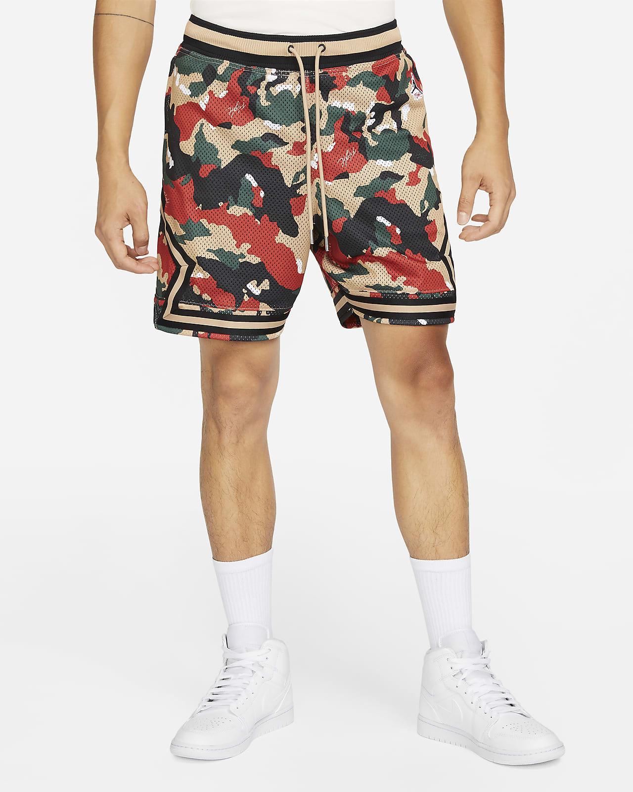 Jordan Flight Heritage Men's Printed Diamond Shorts