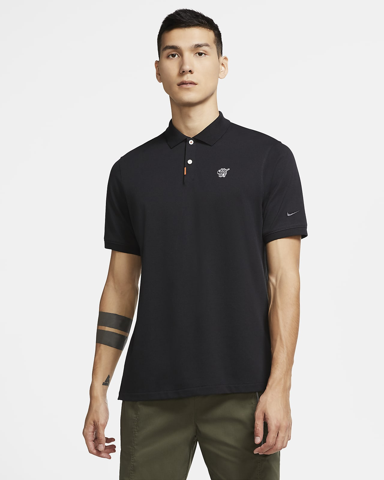 The Nike Polo Naomi Osaka Unisex Standard Fit Polo