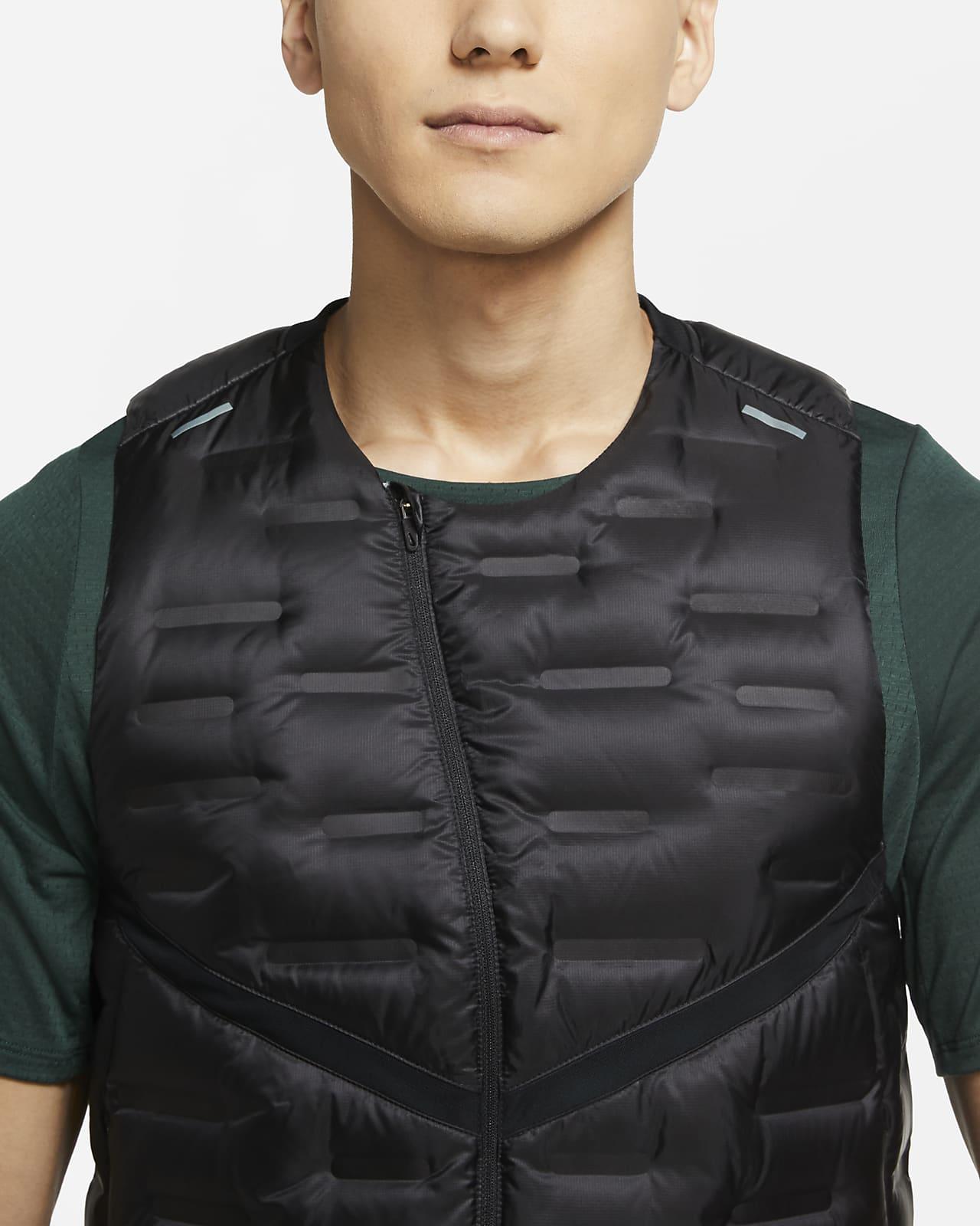 Permitirse Embutido Pulido  Chaleco de running para hombre Nike AeroLoft. Nike.com