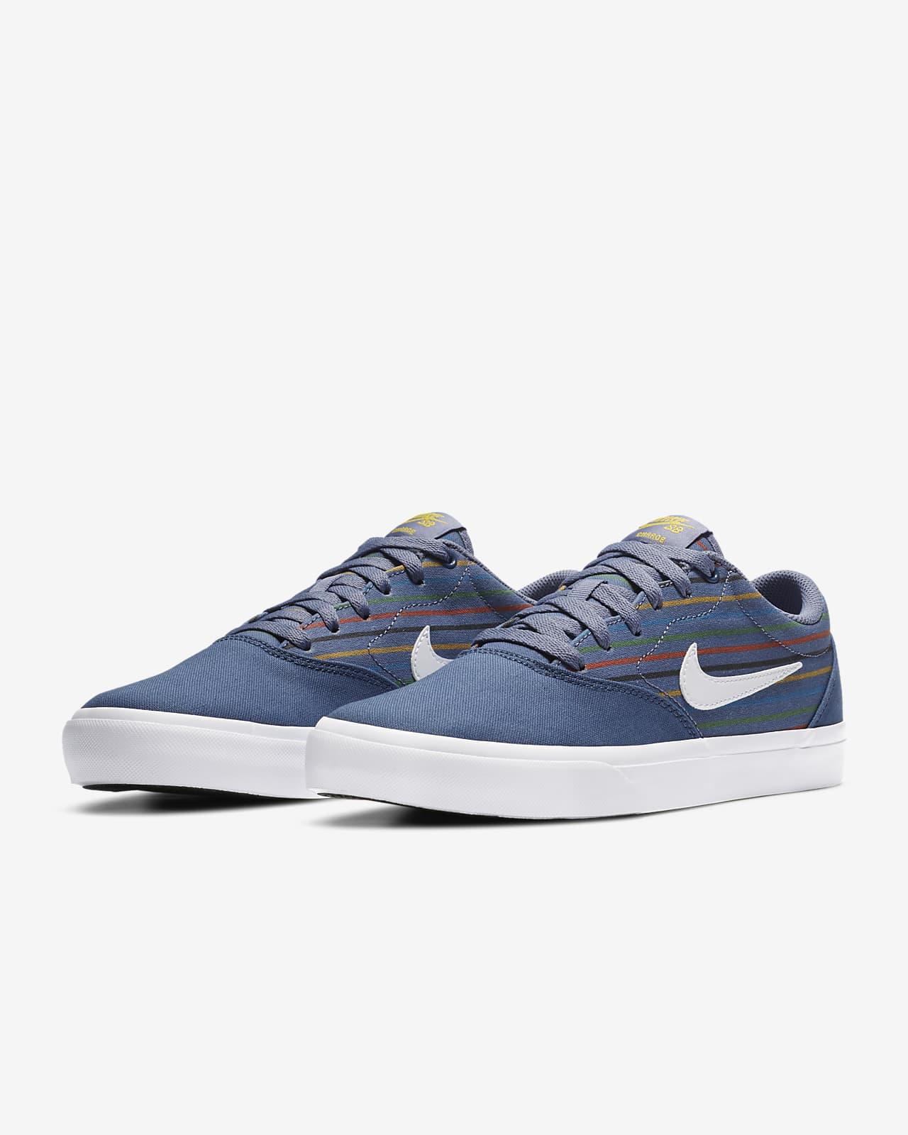 Skateboard Chaussures de Skateboard Mixte Nike SB Charge Canvas ...