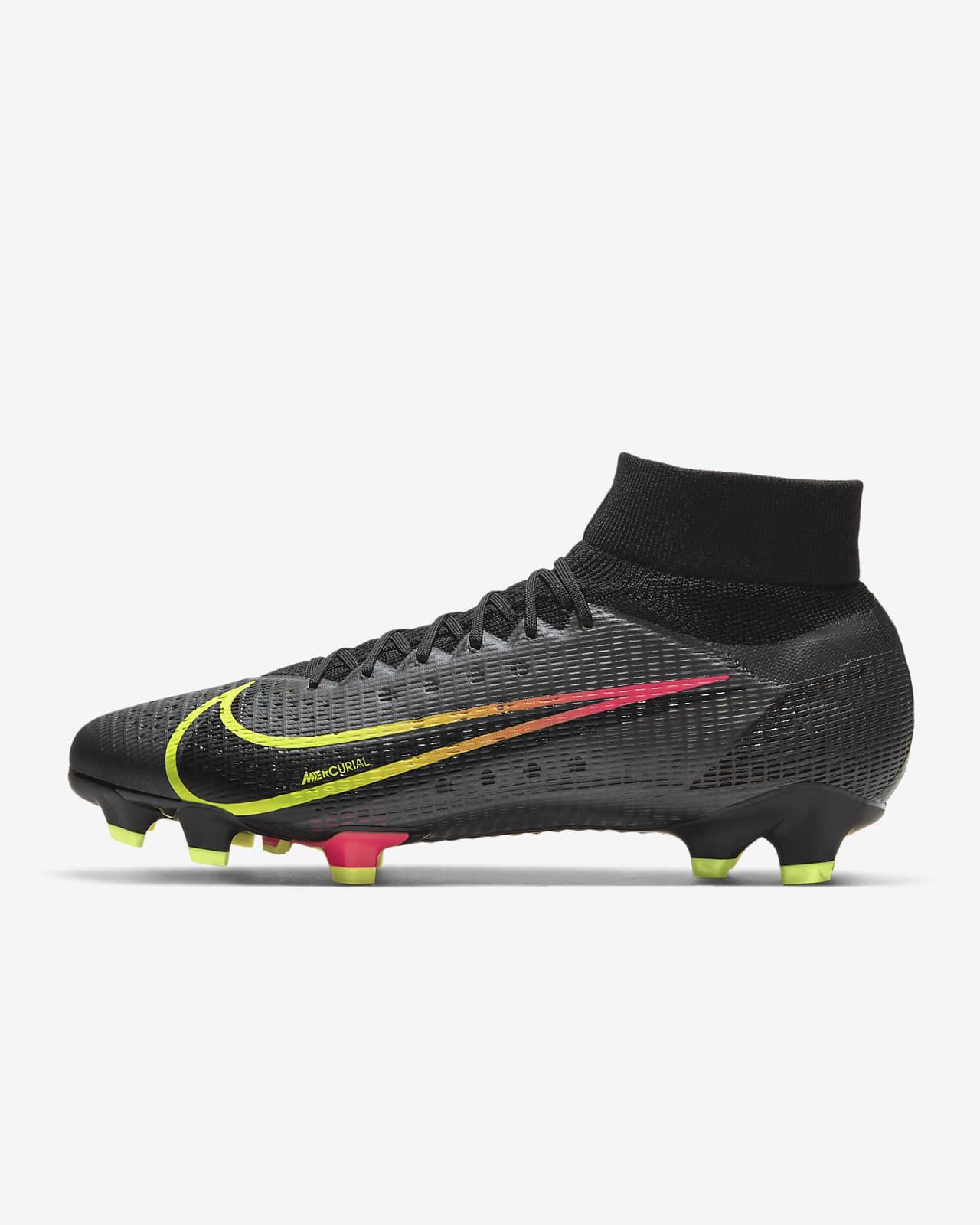 Chaussure de football à crampons pour terrain sec Nike Mercurial Superfly 8 Pro FG