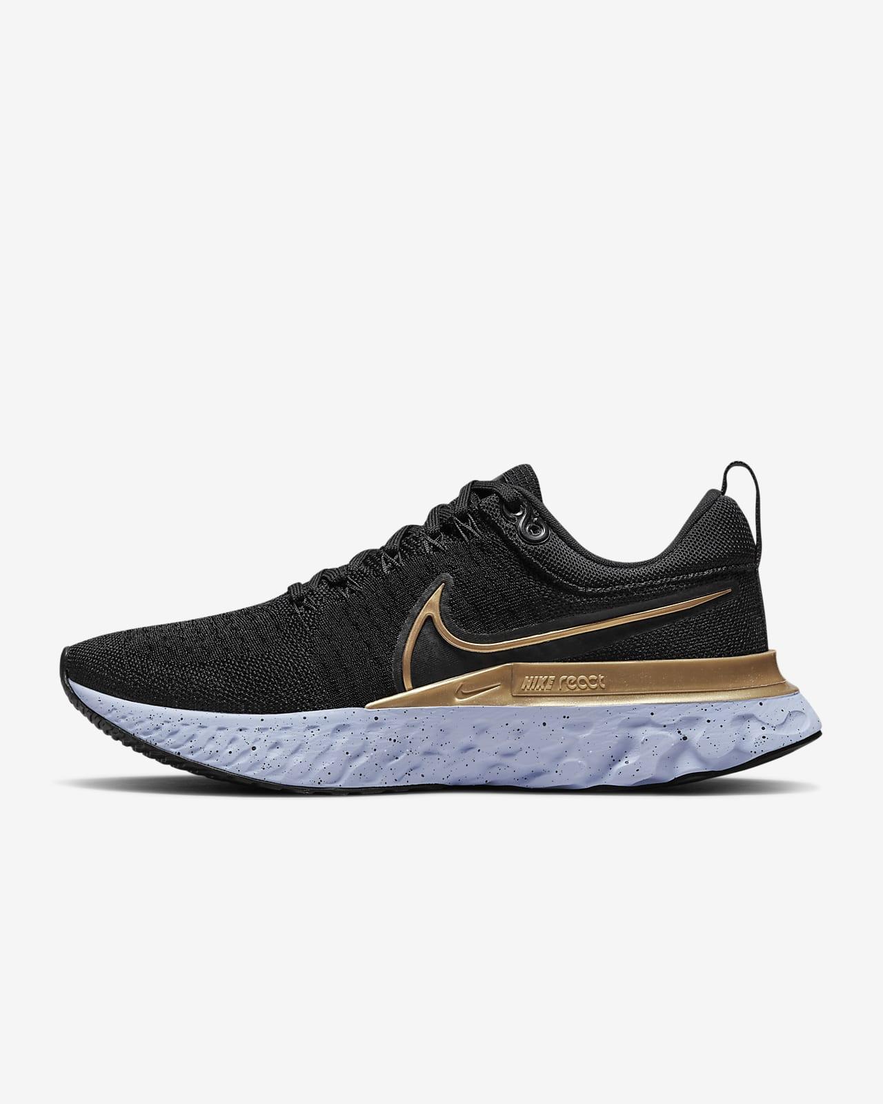 Nike React Infinity Run Flyknit 2-løbesko til kvinder