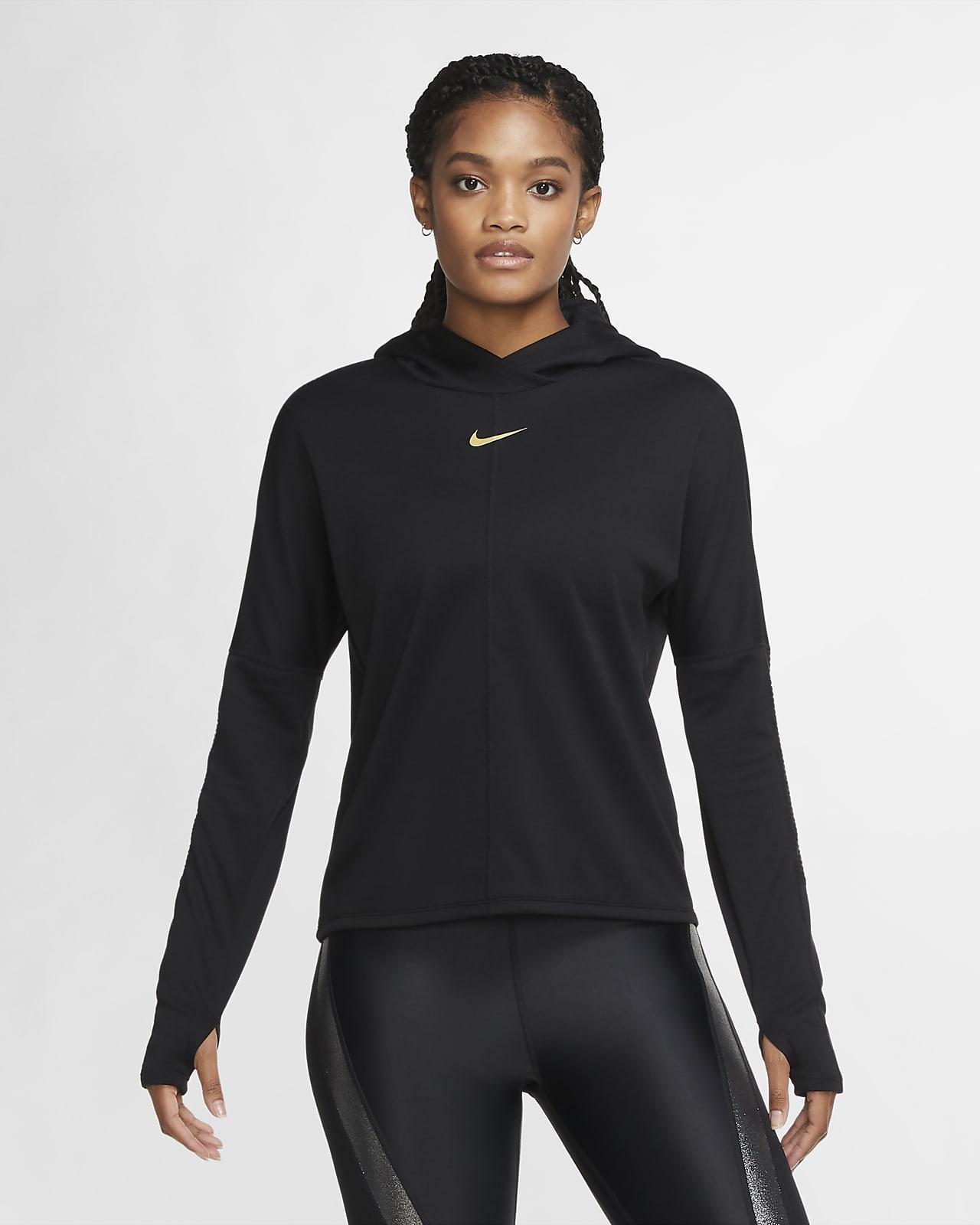 Damska koszulka do biegania Nike Icon Clash