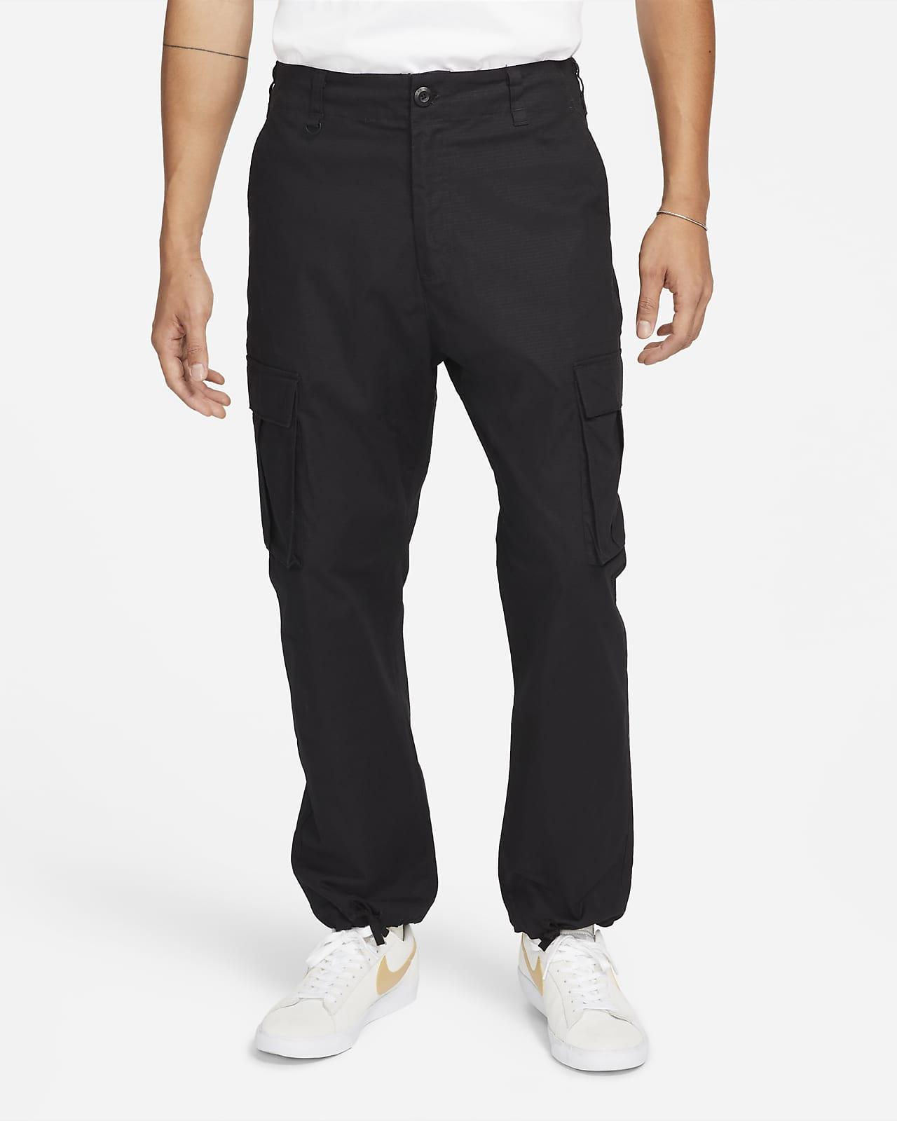 กางเกงสเก็ตบอร์ดขายาวทรงคาร์โก้ Nike SB