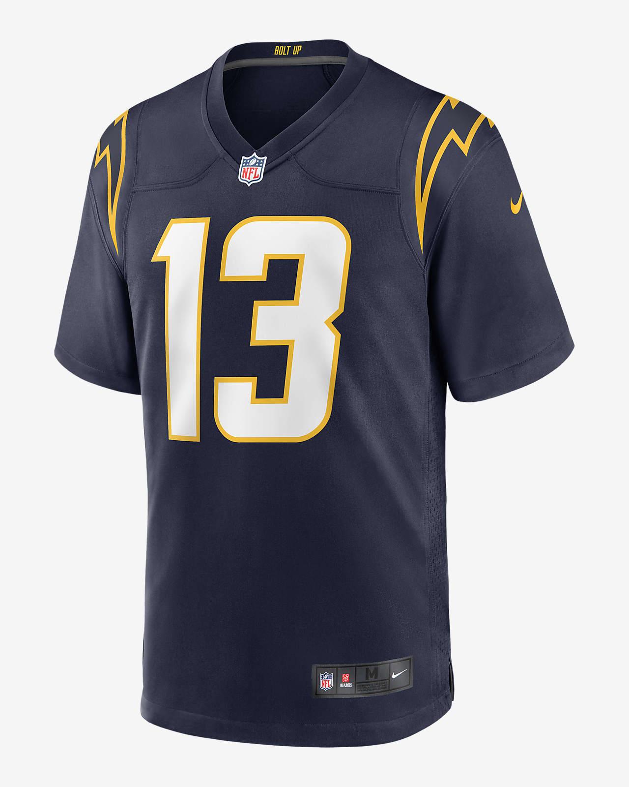 Camiseta de fútbol americano para hombre NFL Los Angeles ...
