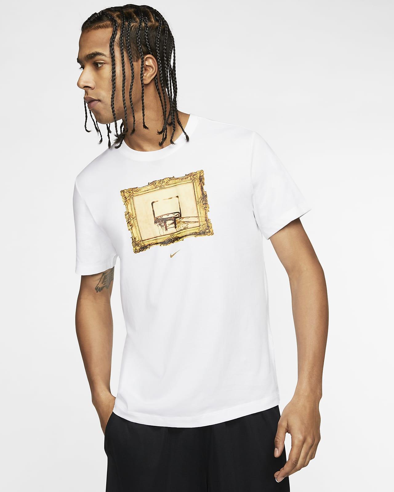 Nike Dri-FIT 男款籃球 T 恤