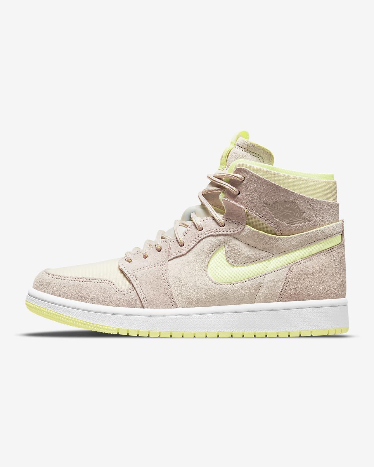 Air Jordan 1 Zoom Air Comfort Women's Shoe. Nike ID