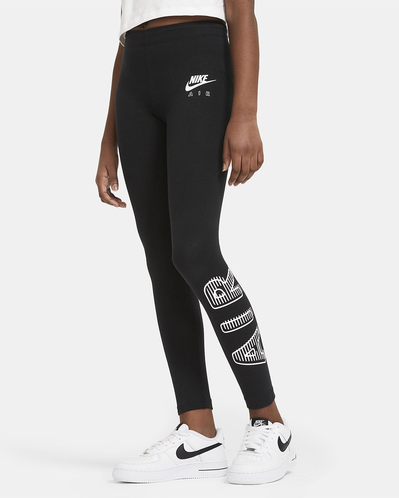 เลกกิ้งเด็กโต Nike Air (หญิง)
