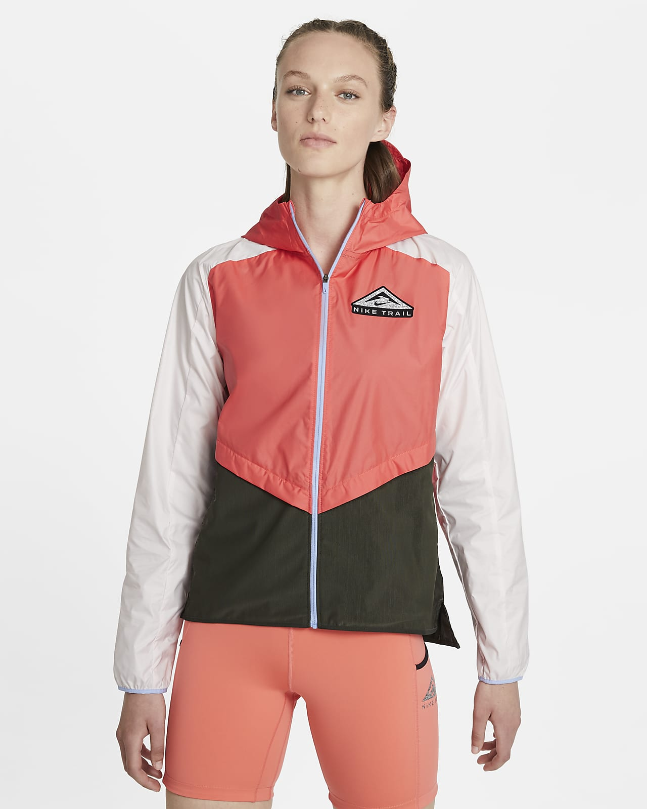 Женская куртка для трейлраннинга Nike Shield