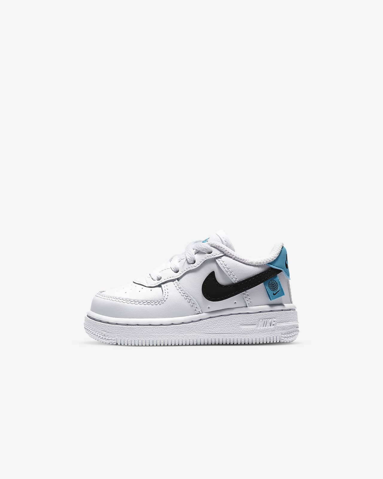 Sko Nike Force 1 WW för baby/små barn