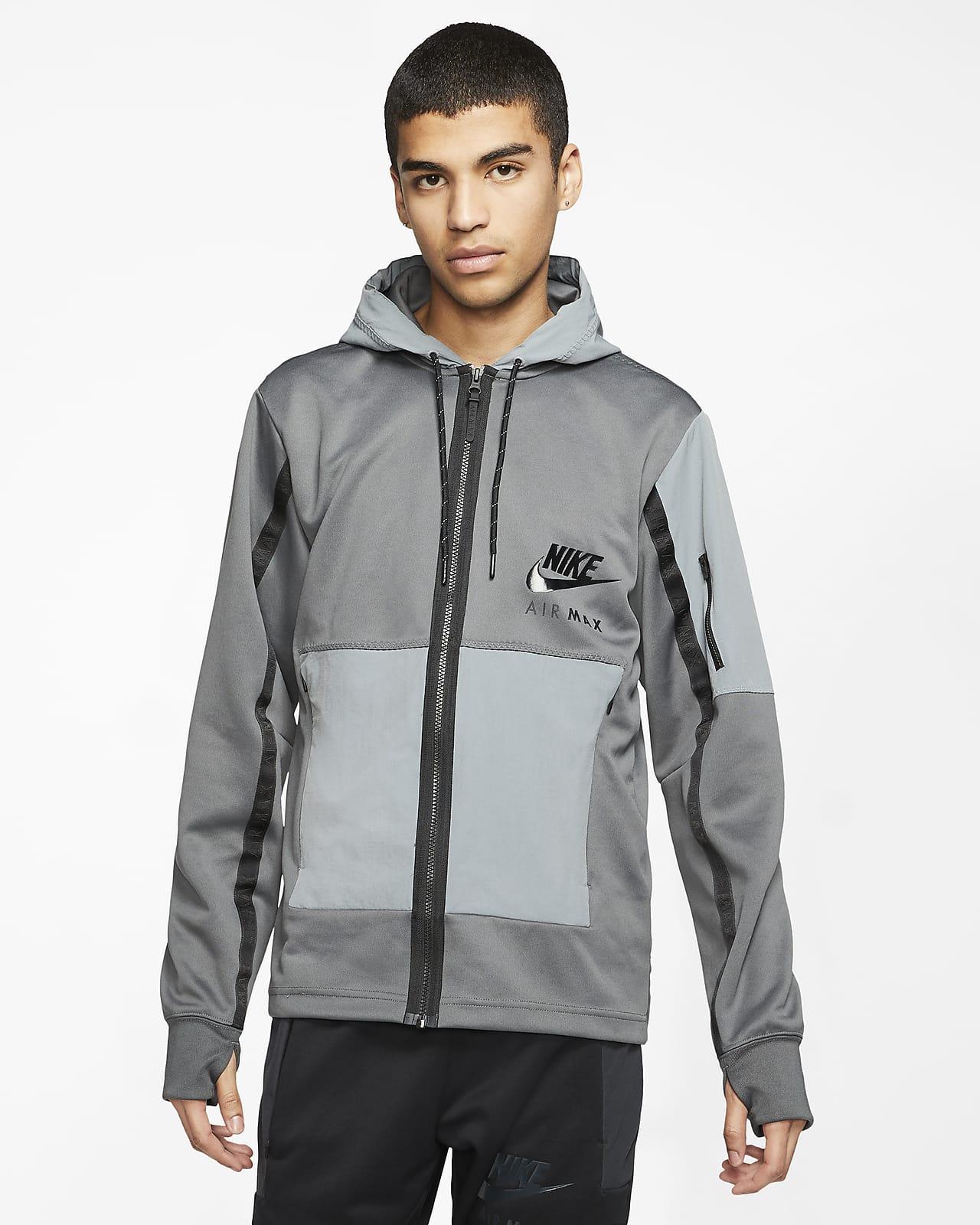 Nike Sportswear Air Max Men's Full Zip Hoodie