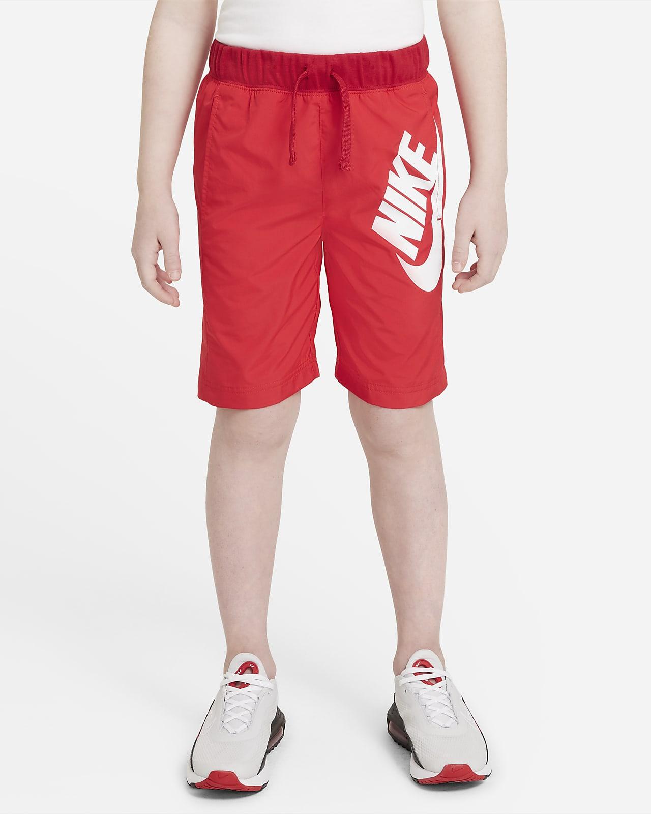Shorts tejidos para niños talla grande Nike Sportswear
