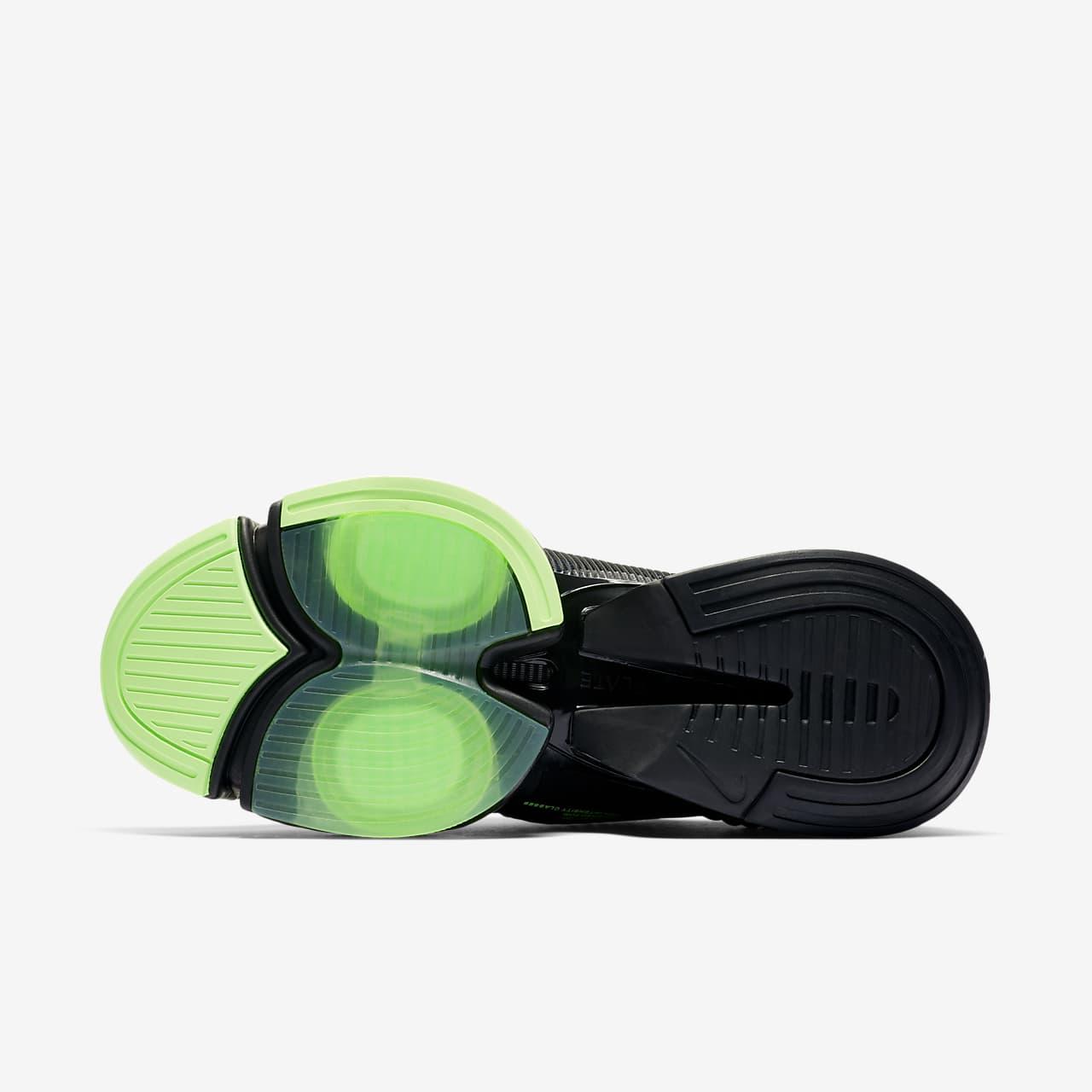 nike air zoom superrep verdes