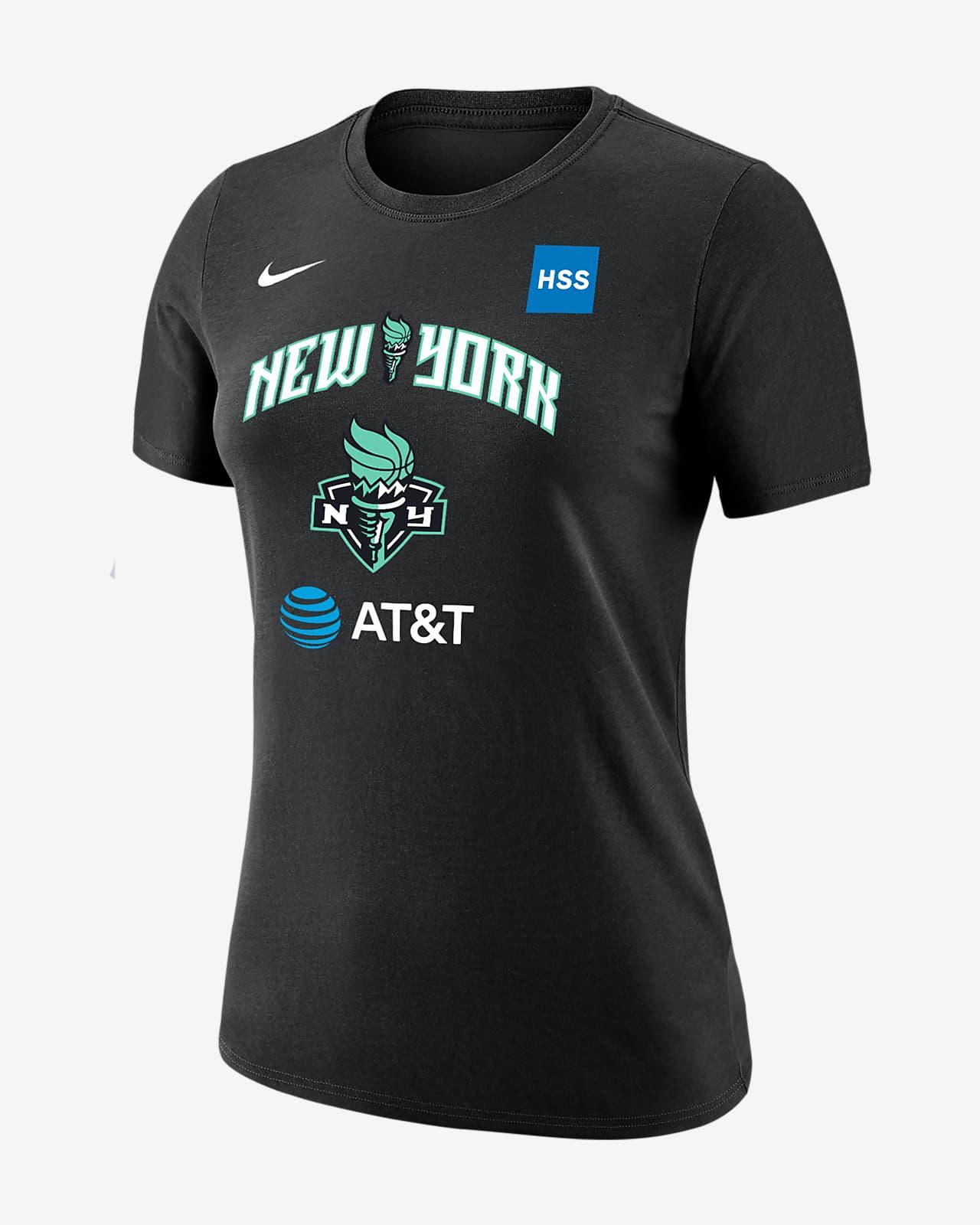 Sabrina Ionescu New York Liberty Women's Nike WNBA T-Shirt