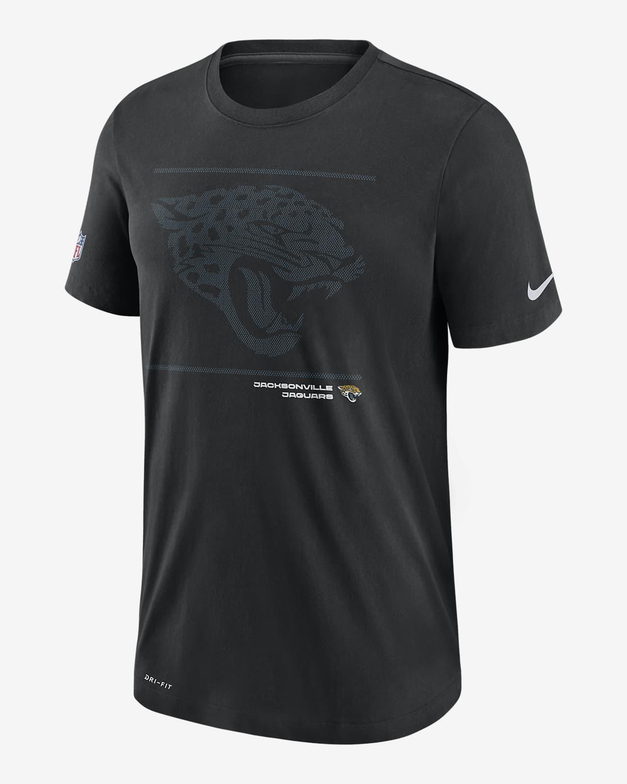 Nike Dri-FIT Sideline Team Issue (NFL Jacksonville Jaguars) Men's T-Shirt