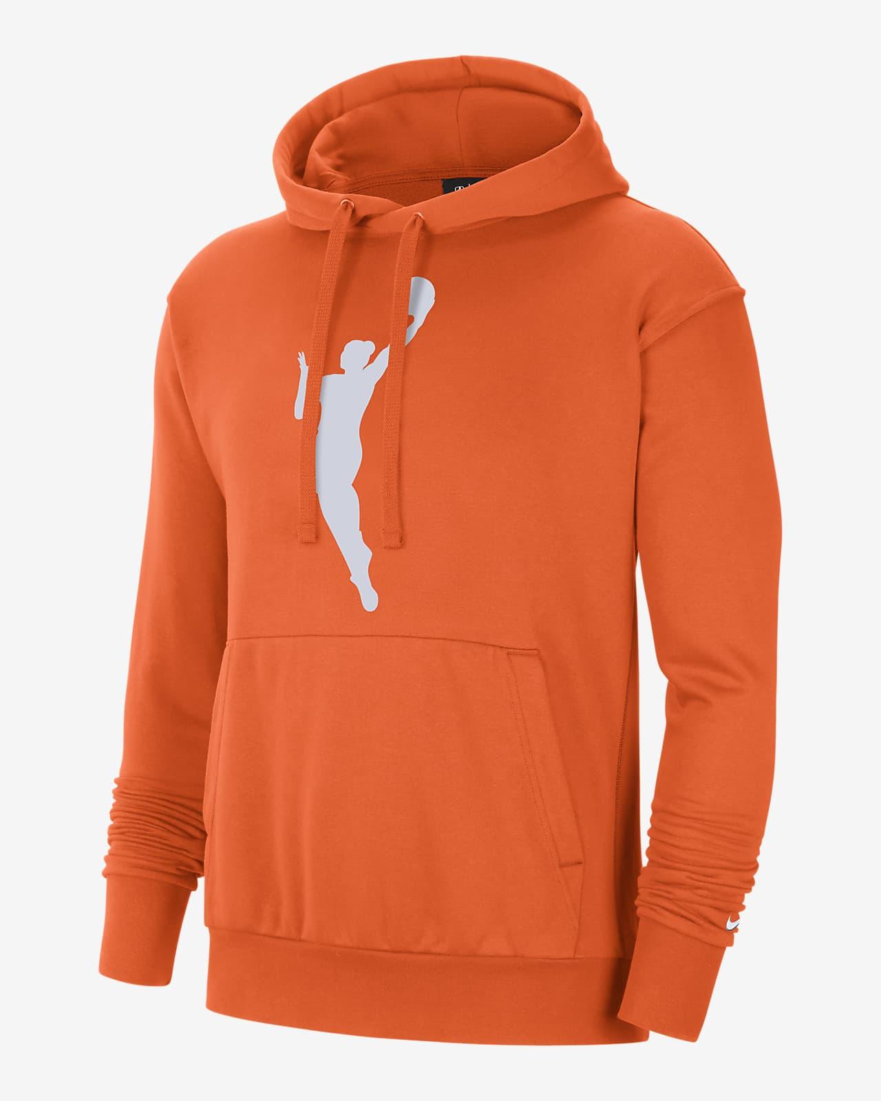 Sweat à capuche en tissu Fleece Nike WNBA Essential pour Homme