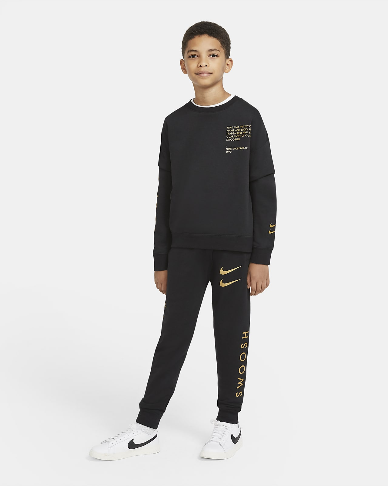 Nike Sportswear Swoosh Big Kids' (Boys