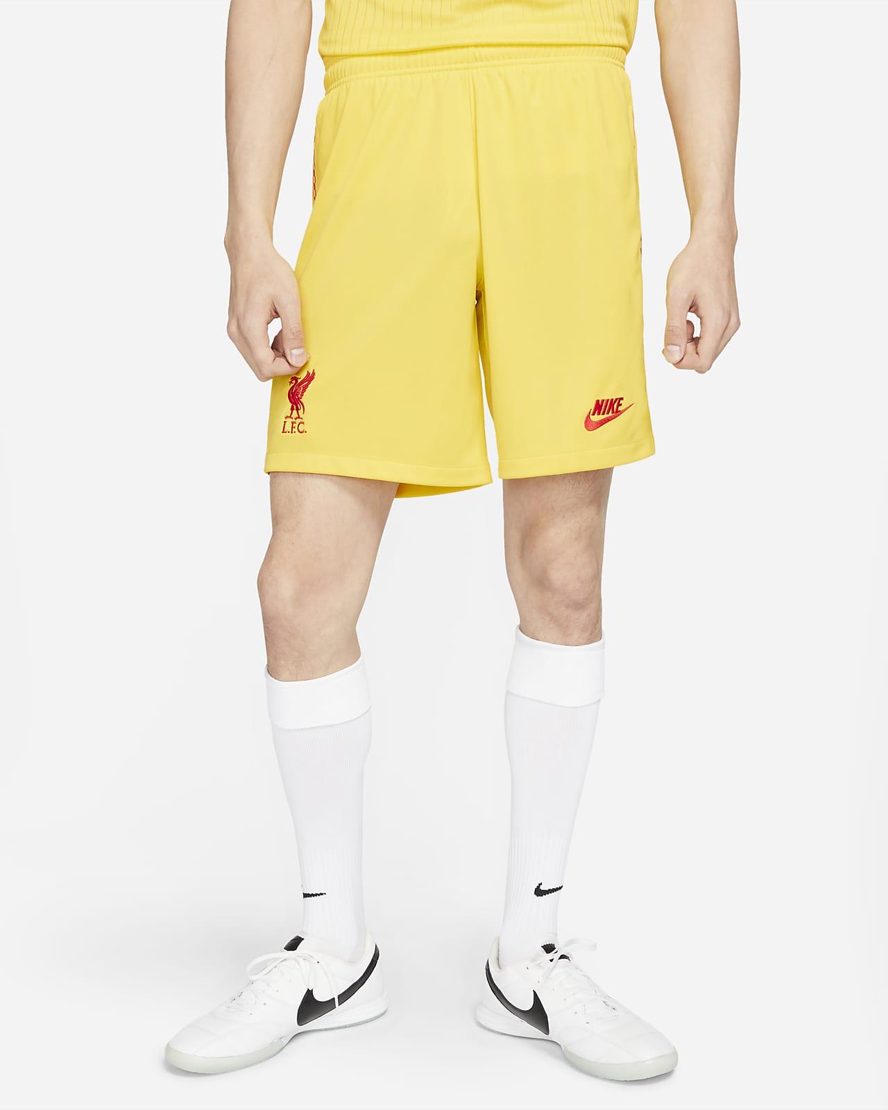 Liverpool F.C. 2021/22 Stadium Third Men's Nike Dri-FIT Football Shorts