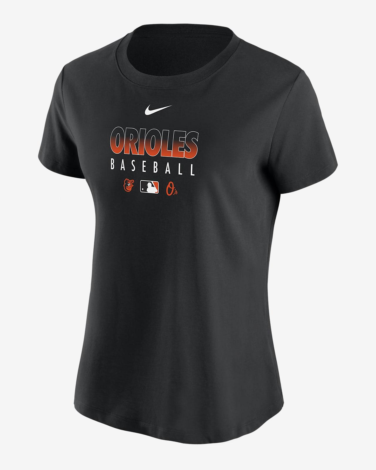 Nike Dri-FIT (MLB Baltimore Orioles) Women's T-Shirt
