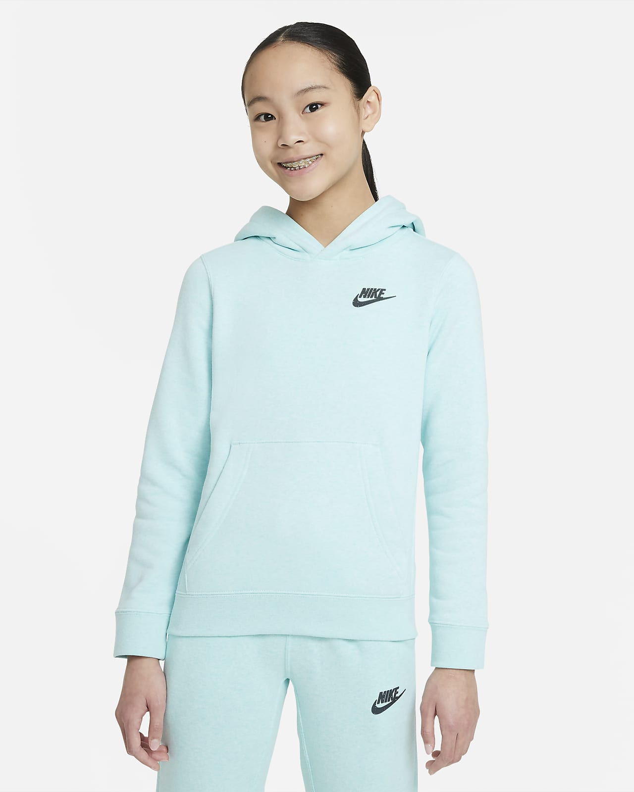 Sweat à capuche Nike Sportswear Zero pour Enfant plus âgé