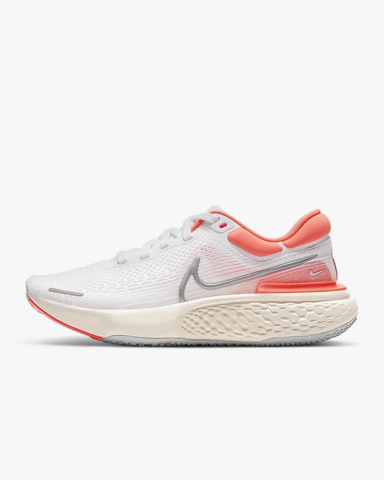 Женские кроссовки для бега по шоссе Nike ZoomX Invincible Run Flyknit