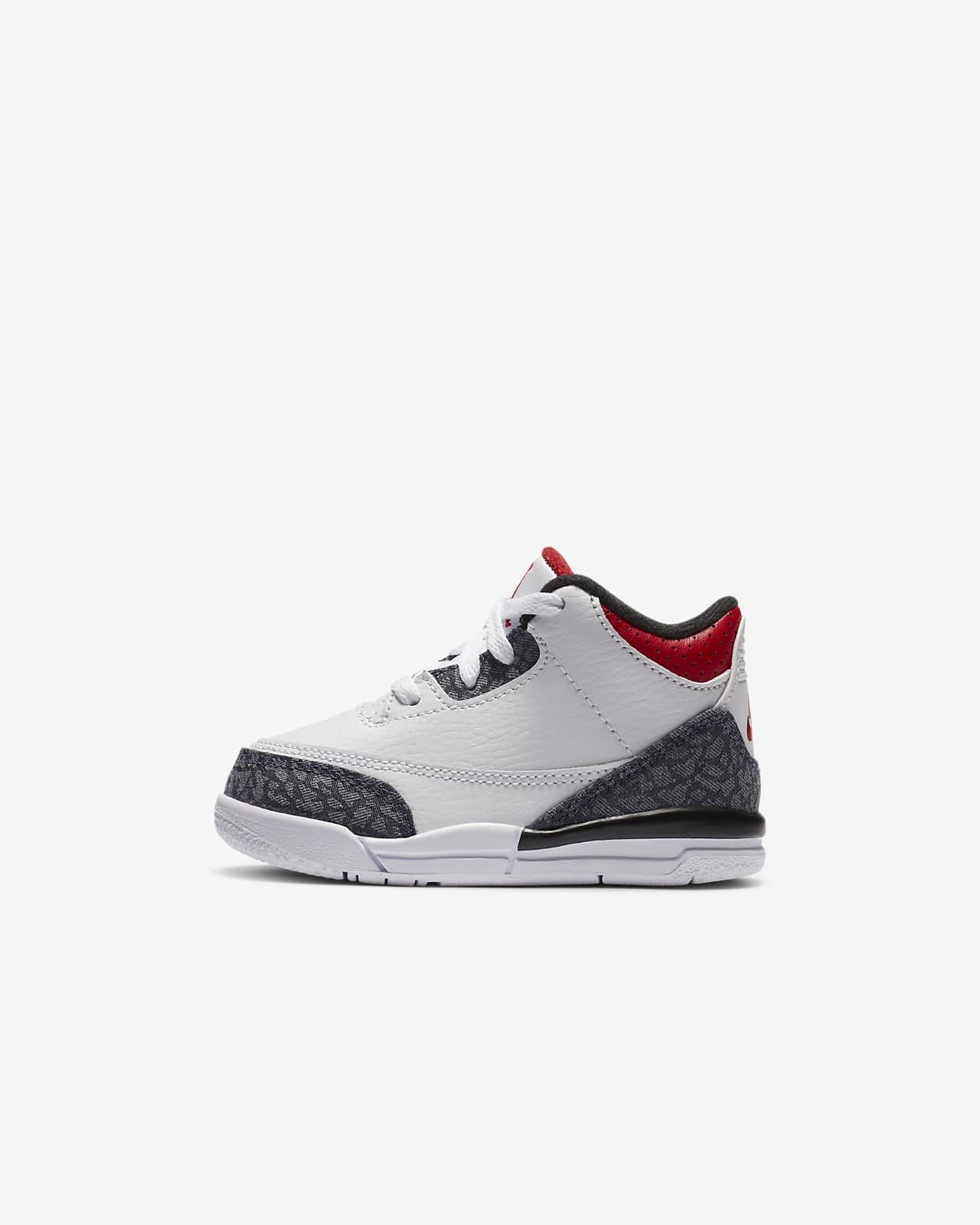 Jordan 3 Retro SE Baby and Toddler Shoe