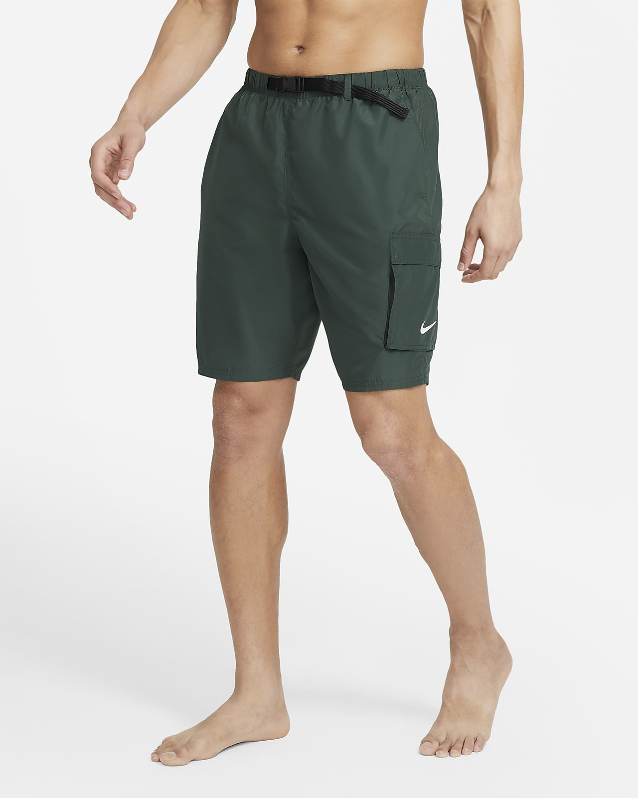"Nike Men's 9"" Packable Swim Trunks"