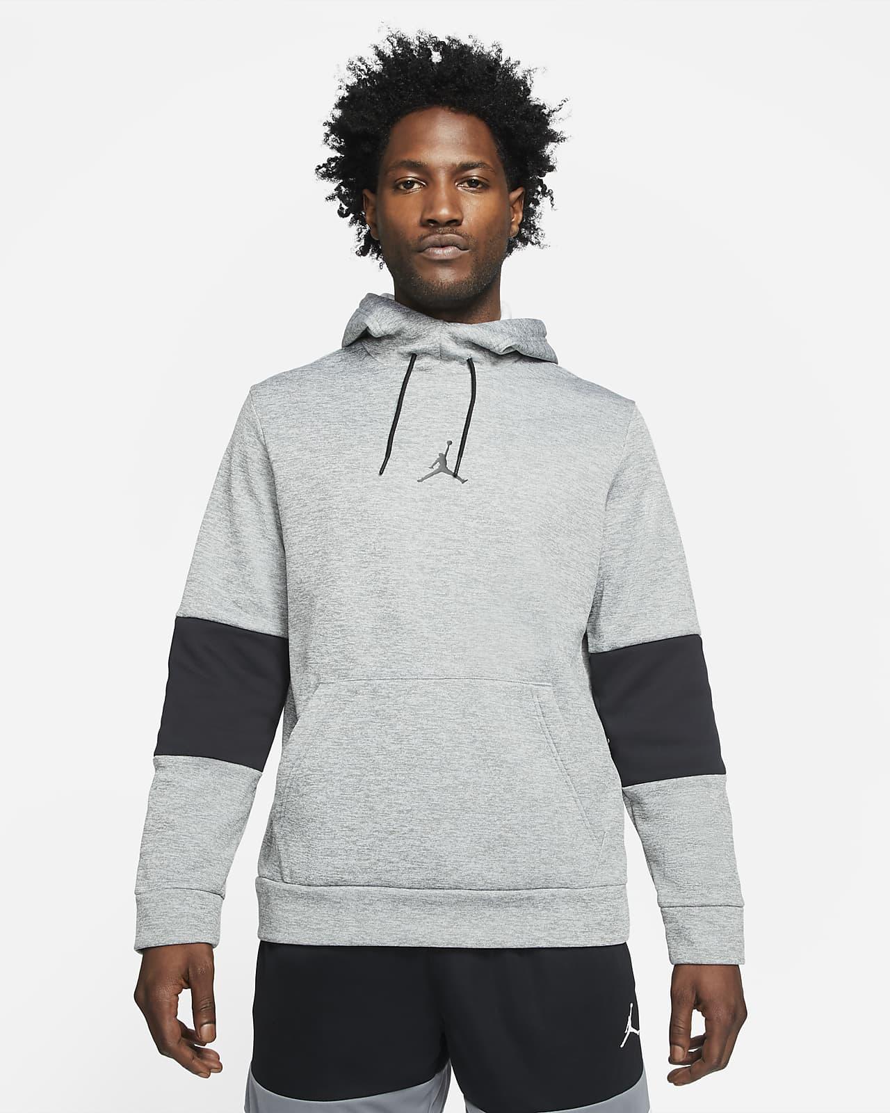 Jordan Air Therma Fleece Erkek Kapüşonlu Sweatshirt'ü