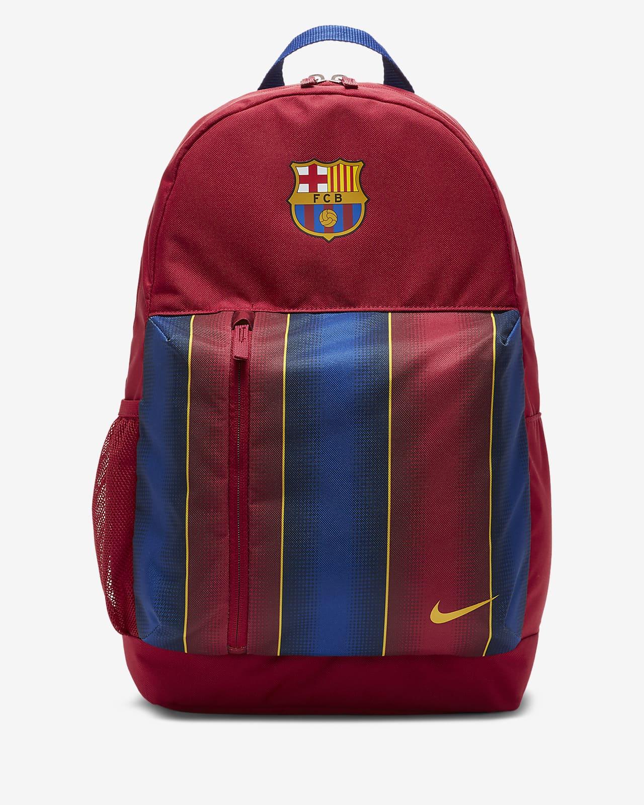 巴萨球迷版儿童足球双肩包