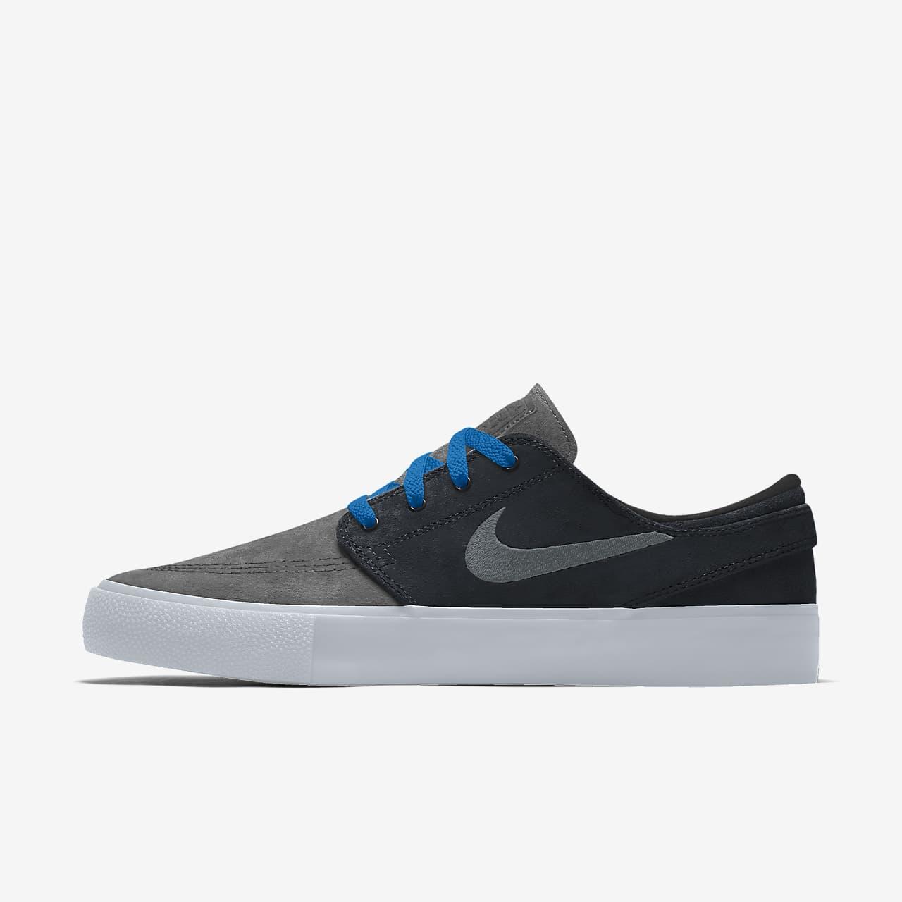 Nike SB Air Zoom Janoski RM By You 专属定制滑板鞋