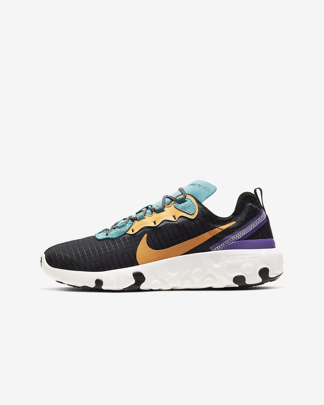 Nike Renew Element 55 PRM GS 大童运动童鞋