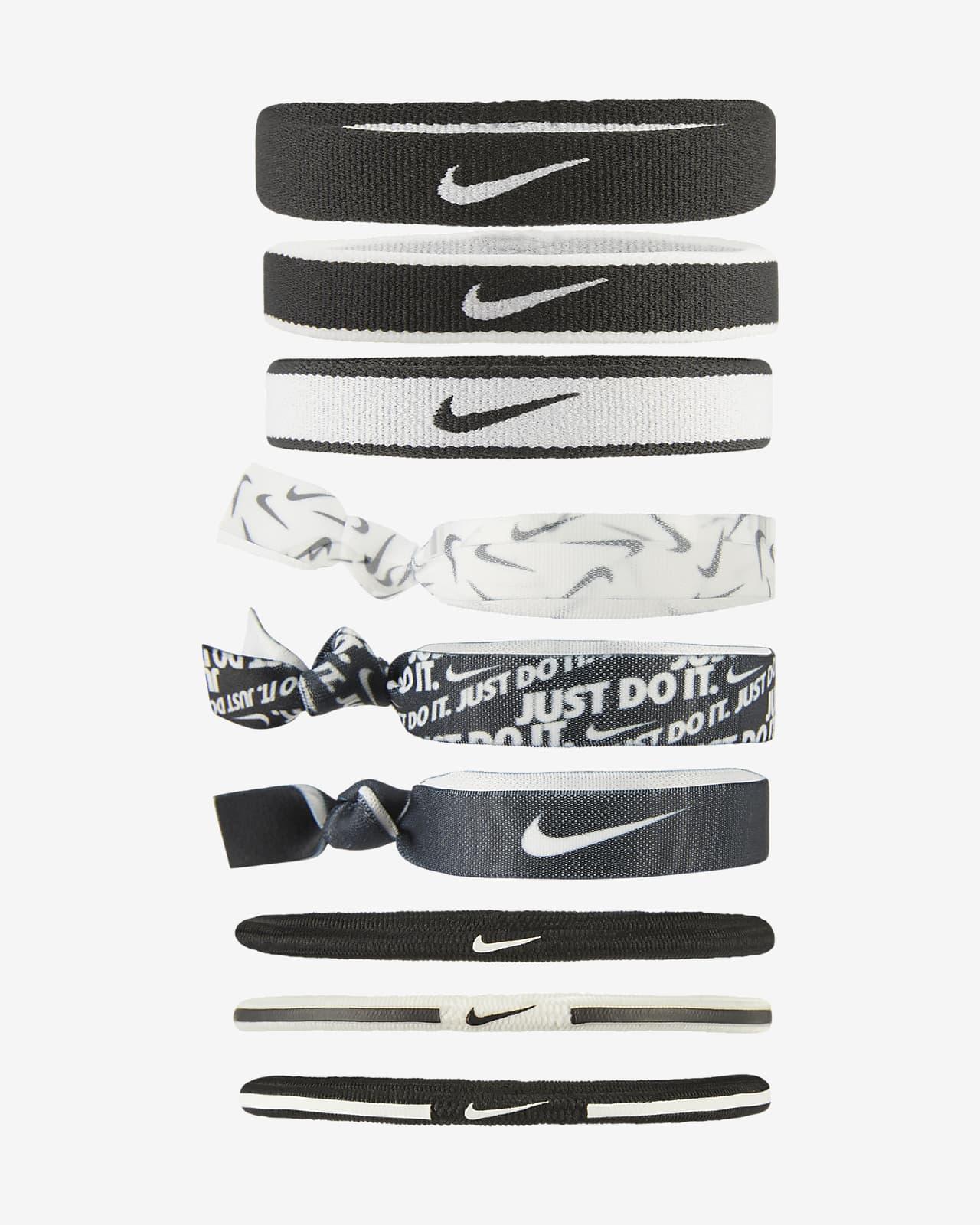 Ligas para el pelo Nike (paquete de 9)