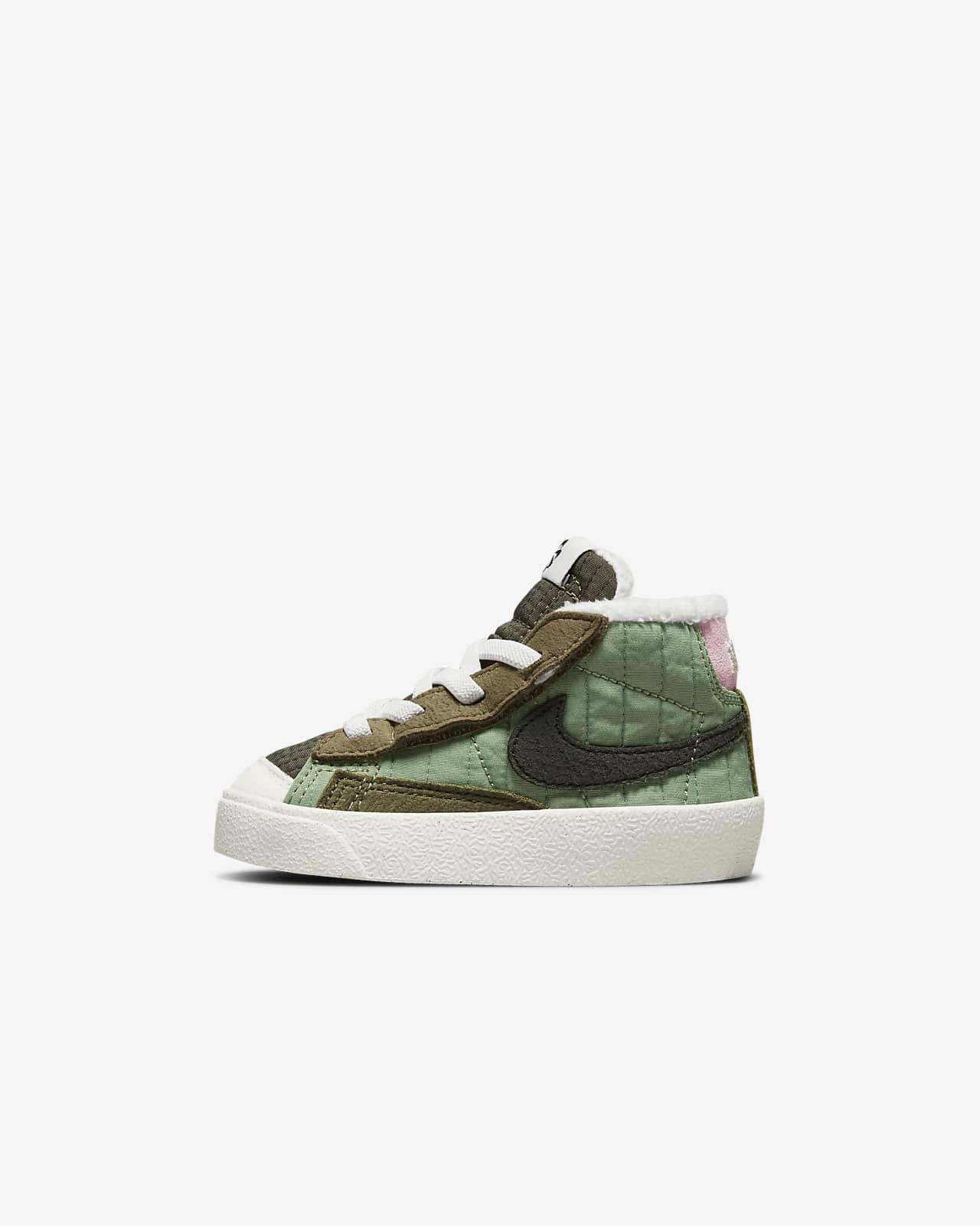 Nike Blazer Mid '77 Toddler Basketball Shoes