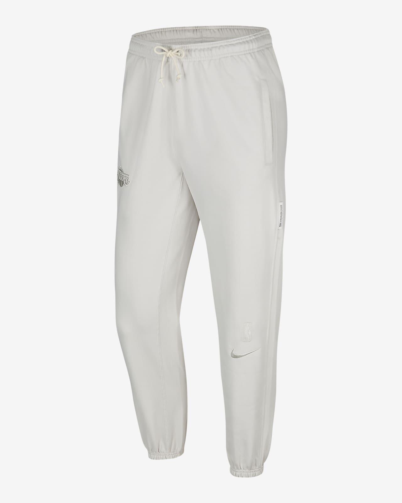 Pantalones de la NBA Nike Dri-FIT para hombre Lakers Standard Issue