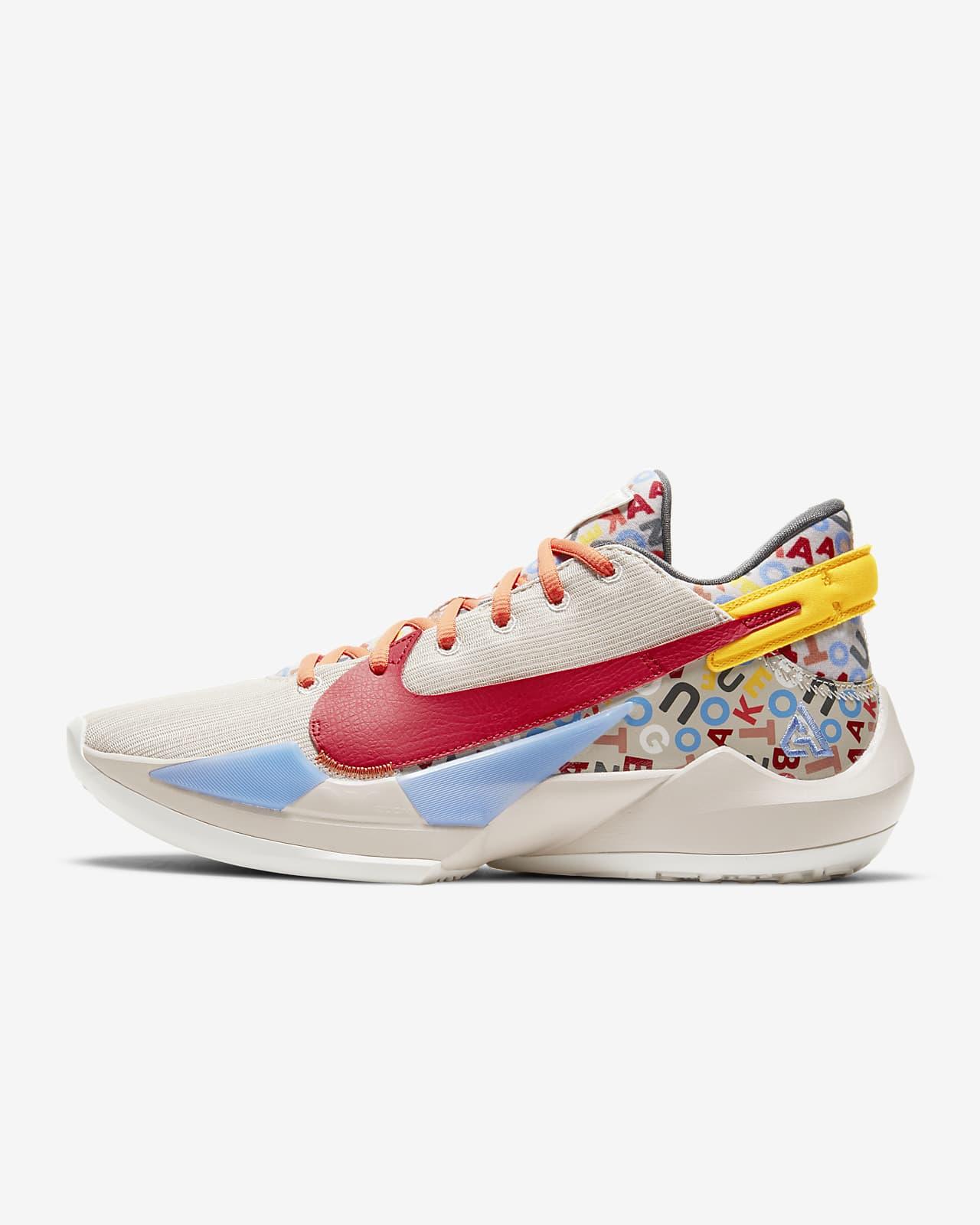 Zoom Freak 2 'Letter Bro' Basketball Shoe