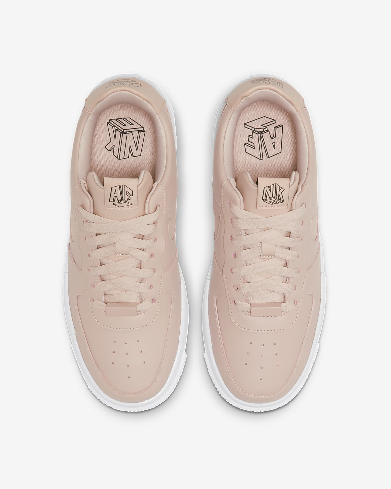 Chaussure Nike Air Force 1 Pixel pour Femme