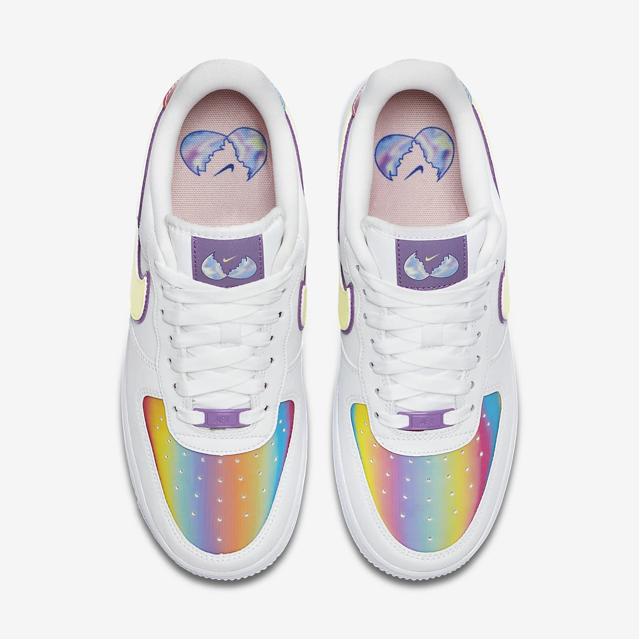 air force 1 pastello donna