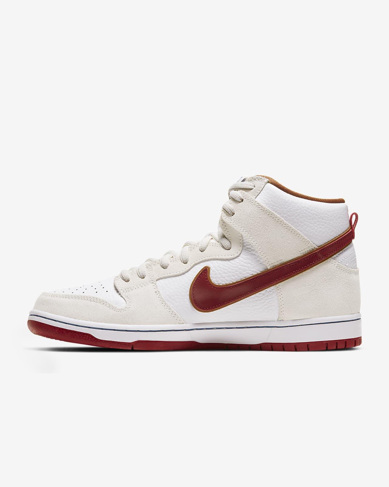 Al frente Continente alimentar  Nike SB Dunk High Pro Skate Shoe. Nike ID