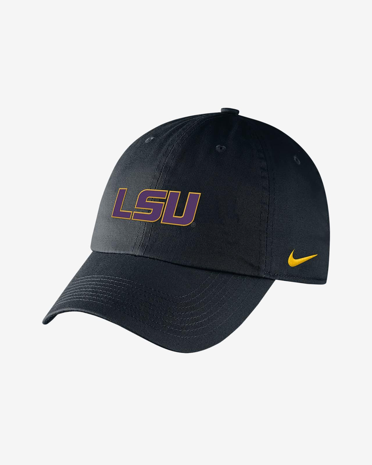 Nike College (LSU) Logo Cap