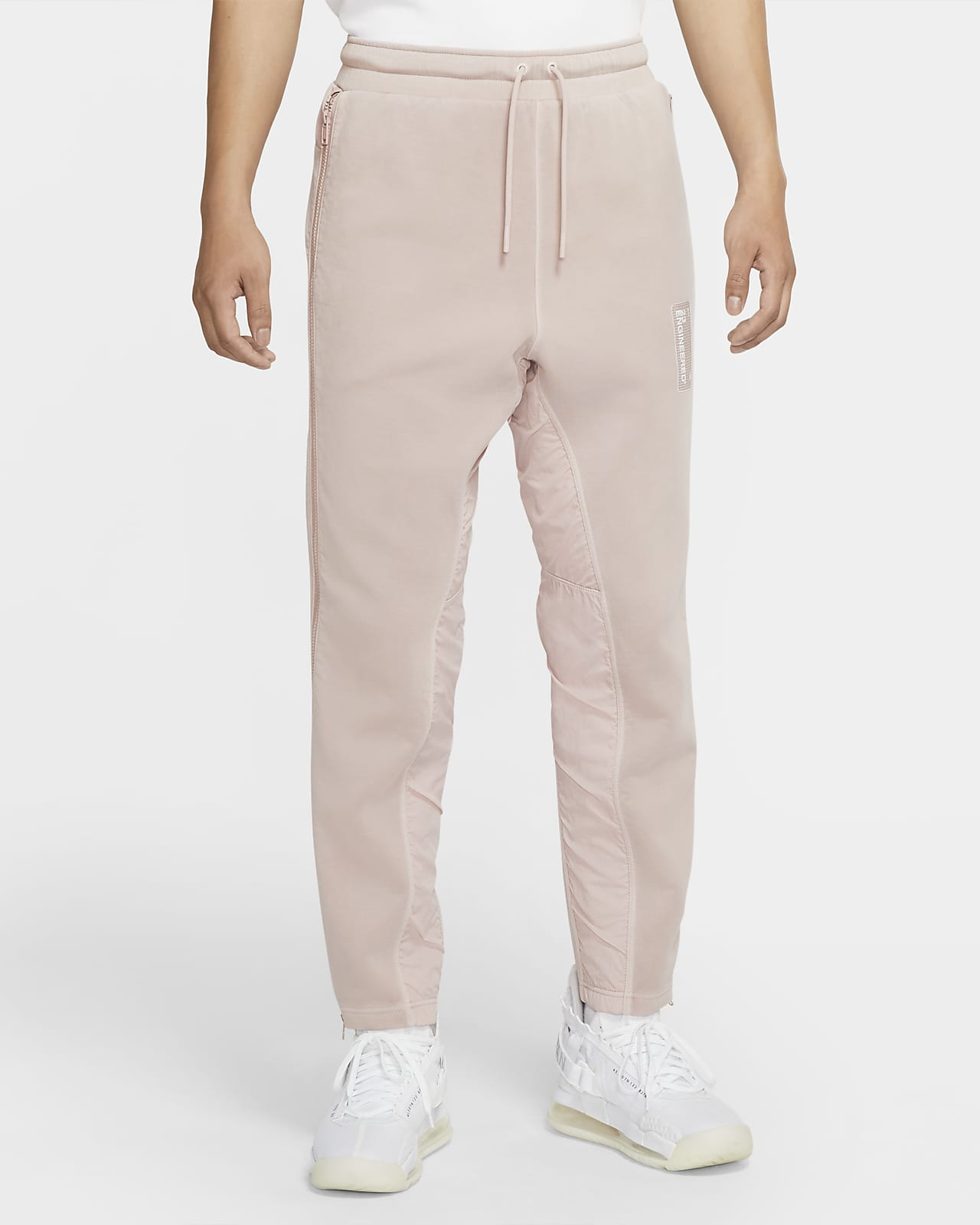 Pantalones De Tejido Fleece Para Hombre Jordan 23 Engineered Nike Com