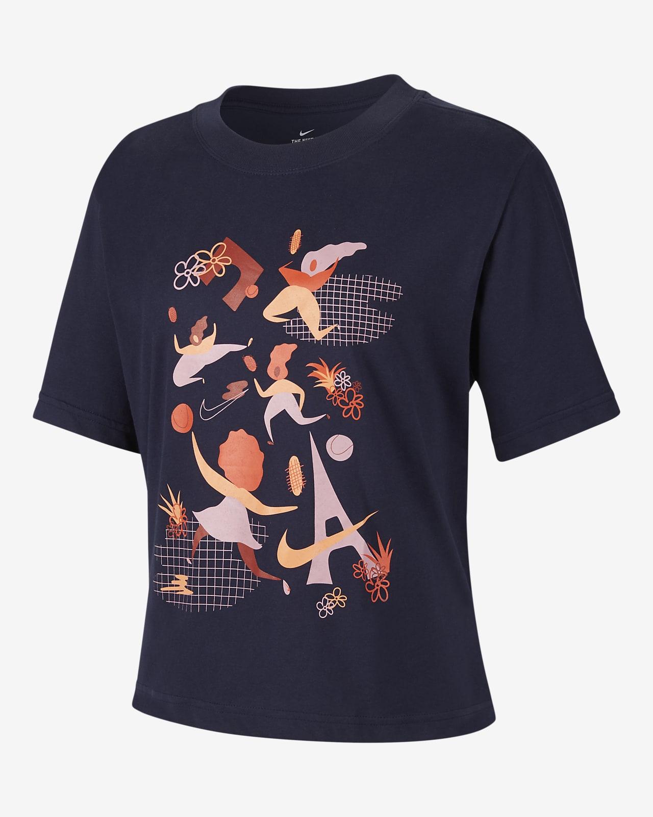 NikeCourt Dri-FIT Tennis-T-Shirt für Damen