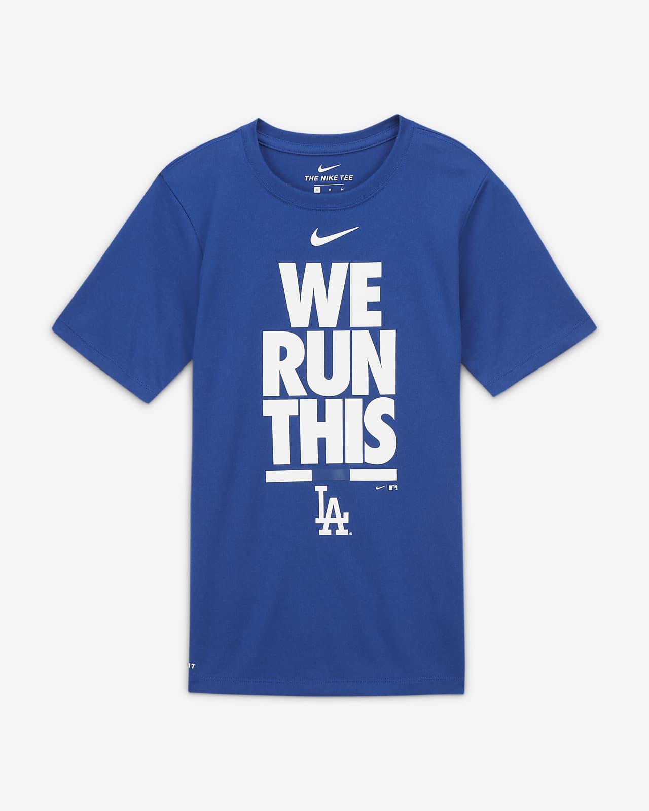 Nike (MLB Los Angeles Dodgers) Big Kids' (Boys') T-Shirt