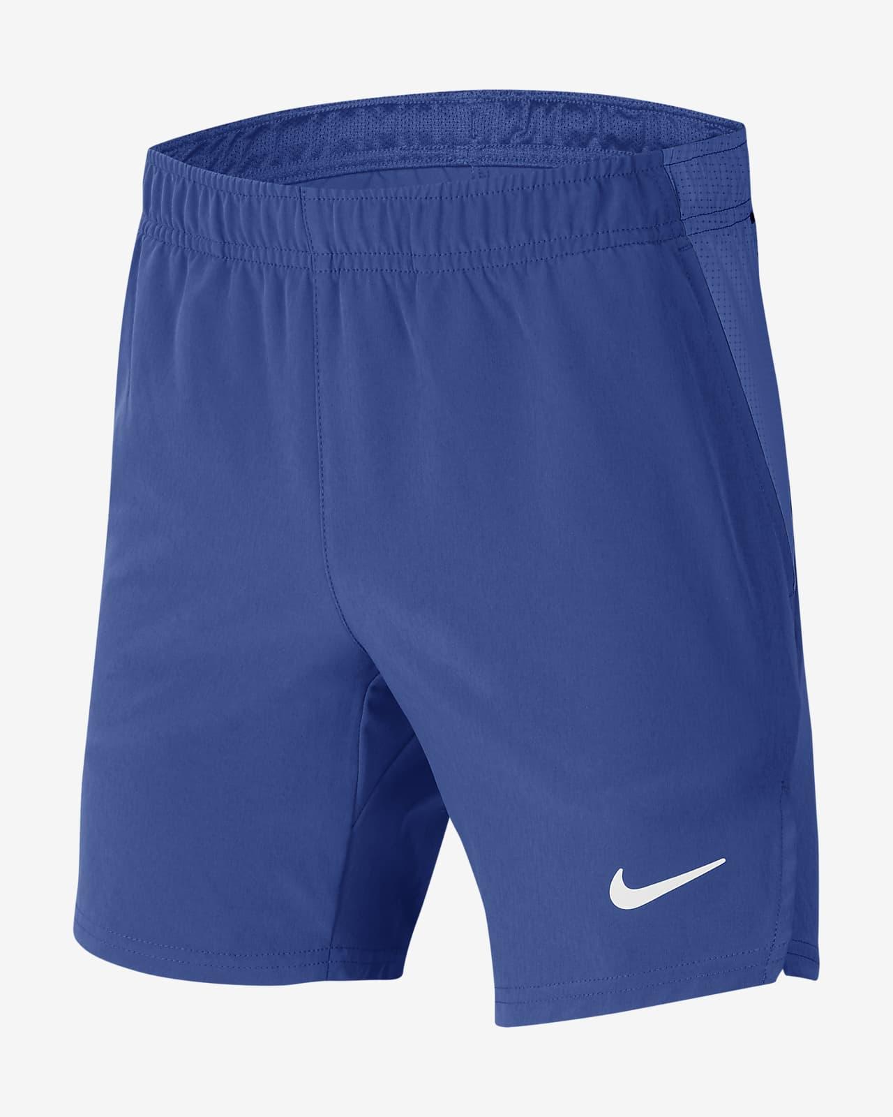 NikeCourt Flex Ace-tennisshorts til store børn (drenge)